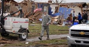 CC image Oklahoma recovers after devastating EF-5 tornado by DVIDSHUB on Flickr