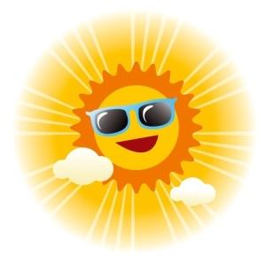 sunshine in Illinois