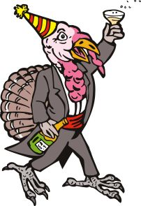 Drunk Turkey